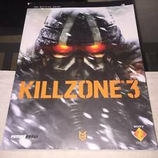 Killzone 3 strategy Guide ps3