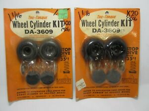 42-61 Cadillac Ford GMC Hudson Nash Packard Pont Wheel Cylinder Repair Kit K20