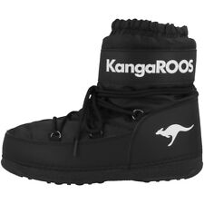 KangaROOS K-Moon Schuhe Boots Stiefel Stiefelette Winterstiefel black 18306-5001
