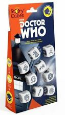 Asmodee The Creativity Hub Rsc108tch Rory's Story Cubes Dr Who