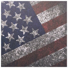 "Infused Kydex Slanted Flag Print 7.5"" X 7.5"" Sheet FREE SHIPPING"