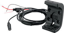 GARMIN AMPS RUGGED MOUNT WITH AUDIO/POWER CABLE PART# 010-11654-01 NEW 989-1371