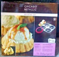 Chicago Metallics Pie Bowl Set Create Your Own Pie Bowl NIP