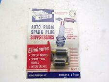 Ignition Spark Plug Distributor Radio Noise Suppressor Car Truck Ford Gm Pair