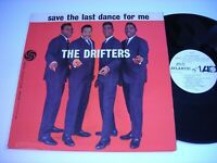 SIGNED PROMO The Drifters Save the Last Dance for Me 1962 Mono LP