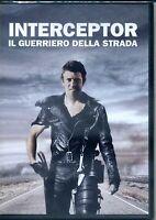 INTERCEPTOR - IL GUERRIERO DELLA STRADA - DVD - nuovo sigillato