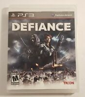 Defiance (Sony PlayStation 3, 2013) PS3
