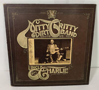 Uncle Charlie and His Dog Teddy Nitty Gritty Dirt Band LP Vinyl Record