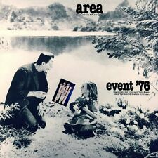 Area - Event 76 - Live CD CRAMPS RECORDS