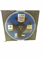 X-Men: Mutant Academy (Sony PlayStation 1, 2003)  DISC ONLY Tested Fast Shipping
