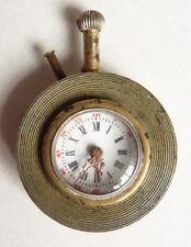 Curieuse montre mécanique ancienne pour voiture automobile ?