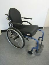 "2017 QUICKIE 5R RIGID WHEELCHAIR WITH 15"" X 19"" SEAT."