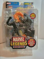Marvel Legends Ghost Rider Series 3 with Comic Brand New Sealed