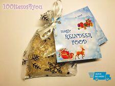 Reindeer Food Magic Magical Christmas Eve Kids Activity Tradition Santa Dust UK