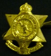 57th Battalion (Merri Regiment) Left Facing Brass Collar Badge 1930-42