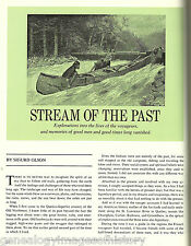 Wilderness Voyageur Explorations- Rivers of Canada