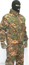 Russia Russian Army Spetsnaz PARTIZAN Camo Frog SS-WAFFEN Summer Suit 44-62