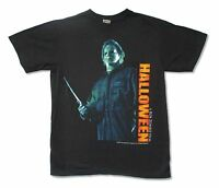 Halloween Jumbo Michael Knife Black T Shirt New Official Rob Zombie Horror Movie