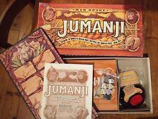 Jeu de société: JUMANJI Edition 1995. Complet version ALLEMANDE.