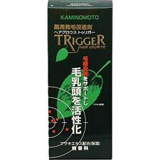 Kaminomoto Medicated TRIGGER 180ml (Unscented) - Hair Growth Tonic