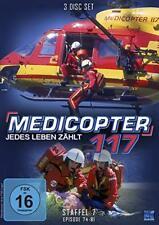 3 DVD-Box ° Medicopter 117 ° Staffel 7 ° NEU & OVP