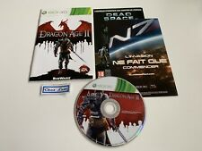 Dragon Age II 2 - Microsoft Xbox 360 - PAL FR - CD avec Notice