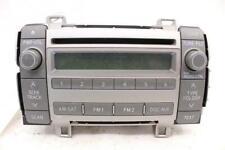 RADIO Toyota Matrix 2009 09 2010 10 8612002720 1001335
