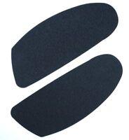 R&G Black Tank Traction Pads for Aprilia RSV1000 2004-2010 & Tuono 2006-2010