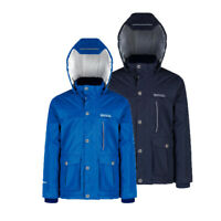 Regatta Sheriff Kids Boys Quilted Winter Waterproof Jacket. RRP £50