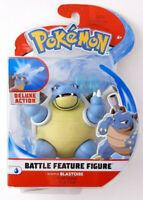 Pokemon Monster Blastoise Tortank Turtok Battle Action Figures Figuren Toy 11cm