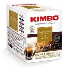 100 Capsule Kimbo Compatibili A Modo Mio Armonia 100% Arabica