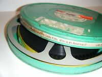 16mm Film Fat Albert & The Cosby Kids Who Is An American? Educational School