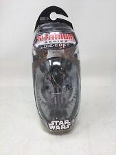 StarWars Obi-Wan's Jedi Starfighter Titanium Series Diecast New