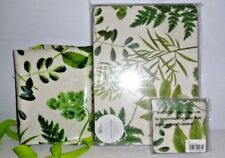 Ulster Weavers Foliage Cork Placemats, Coaster 4-Pack  Apron Set  Horticultural