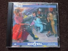 Time Life The Rock'n'Roll Era 1960 CD.Disc Is In Very Good Condition.
