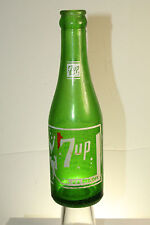 ANDERSON SC 7 UP SODA BOTTLE 7 OZ ACL GIRL IN SWIM SUIT
