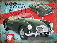 MGA 1600 car fridge magnet   (og)