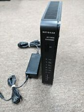 *Lot of 100*  Netgear C6300BD AC1900 Wireless Cable Date Modem with AC Adapter
