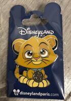 PIN'S Disneyland Paris MINIS SIMBA OE