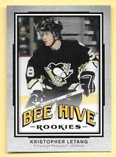 06/07 Upper Deck Beehive Rookie Card #145 Kristopher Letang RC