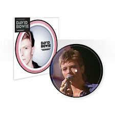 """DAVID BOWIE -  HEROES 40th ANNIVERSARY PICTURE - 7"""" VINYL NUOVO SIGILLATO"""