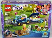 Lego 41364 Friends Stephanie's Buggy & Trailer 166 pcs NIB