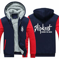 Slipknot Hoodie Sweatshirt Hooded Thick Warm Coat Jacket Top Luminous Edition
