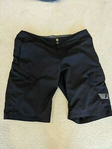 Fox Ranger Mountain Bike 12 Inch Shorts Size 36 Black