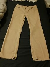 123 Women's beige trousers