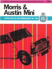 AUSTIN MORRIS MINI 850 1000 COOPER / S VAN & ESTATE 1959-70 OWNERS REPAIR MANUAL