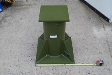 "15 TON MILITARY VEHICLE STAND 20"" TALL VEHICLE JACK STAND ALUMINUM NEW"