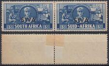 SWA Südwestafrika 1941 * Mi.222/23 MLH, Stamp South Africa w/ovpt. [sq7485]