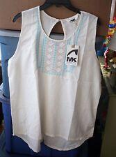 NWT MK Mountain Khakis bluse size small NEW