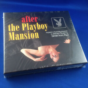 DIMITRI FROM PARIS: After The Playboy Mansion (2002 LTD ED FRENCH 2CD GIFT SET)